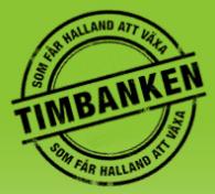 Timbanken logga